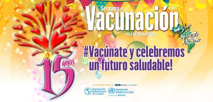 Banner Semana Vacunación 2017