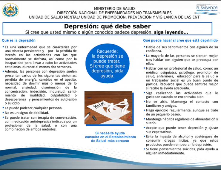 3- DEPRESION: QUE DEBE SABER